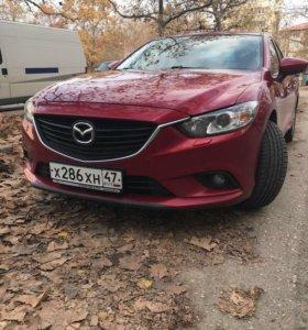Mazda 6 2,5л 2013г