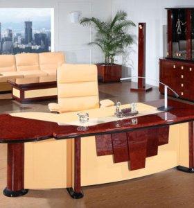 Офисная мебель, компьютерный стол, шкаф документов