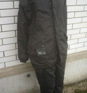 тактический костюм горка 3 с флисом