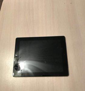 iPad 4 32 gb WiFi +сим.карта