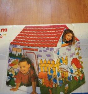 Домик палатка детский