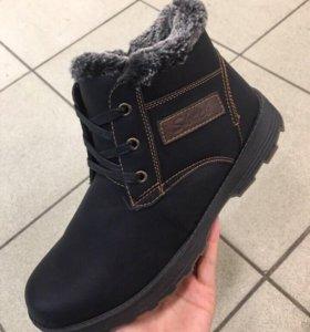 НОВЫЕ ботинки, 41