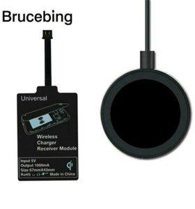 Беспроводная зарядка для любого телефона