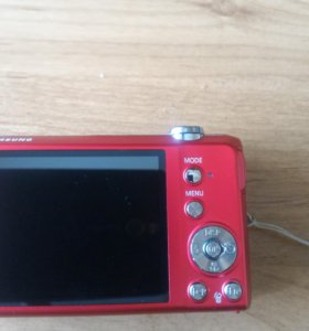 Цифровой фотоаппарат Samsung ST60 (красный)