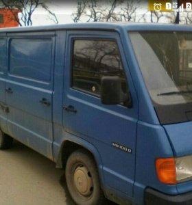 Фургон дизель