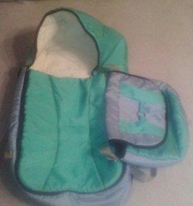 Короб и сумка на коляску