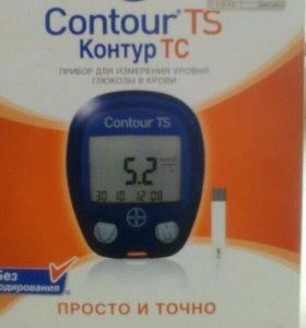 Глюкометр контур ТS