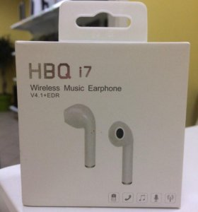 Наушники Apple HBQ 17