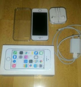 iPhone 5s A1530 32Gb silver