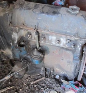 Двигатель от ВАЗ 2107