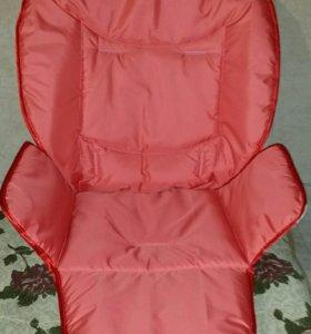 Чехол на стульчик для кормления. Новый.