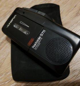 Микрокассетный диктофон Olympus Pearlcorder S711