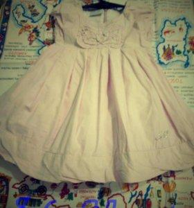 Платье нарядное  Moon 80-92 см