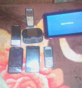 Телефоны на запчасти или обмен