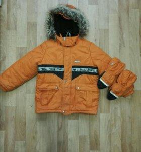 Куртка Lenne зимняя р. 116
