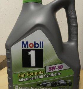 Масло моторное Mobil 1 ESP Formula 5w30 4L
