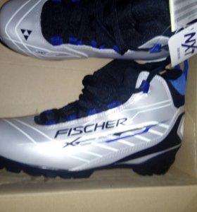 Ботинки прогулочные Fischer XC Sport