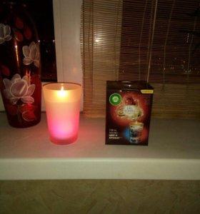 Свеча ароматизированный
