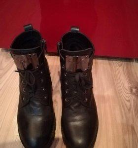 Ботинки /Натуральная Кожа/ 38 размер