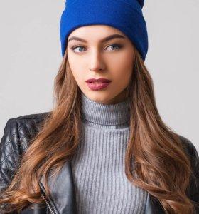Новая шапка женская