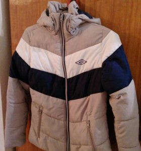 Новая куртка Umbro