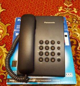 Телефон Panasonic KX-TS2350RU новый в коробке