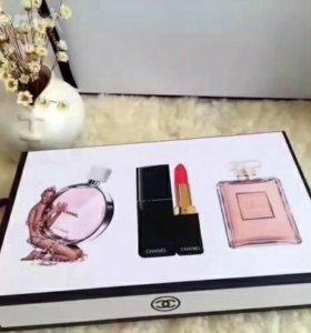Подарочный Набор Dior 3 в 1