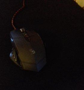 мышь bloodyV7