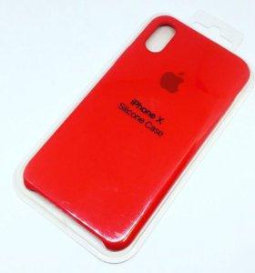 Чехол original на Iphone X
