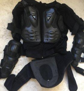 Защита мотоциклиста