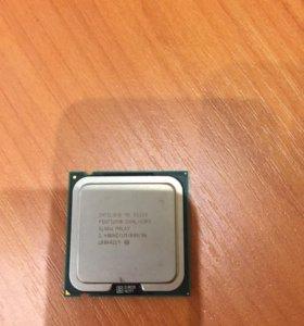 Процессор Intel 2.4ggz