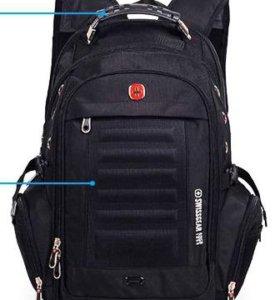 Модный Рюкзак  SWIS SGEAR 1419 Black Доставка