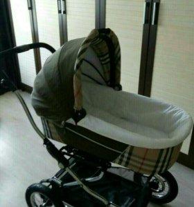 Коляска люлька baby care sinata