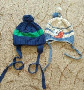 Зимние шапки,перчатки,шарфик