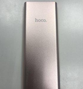 Внешний аккумулятор HOCO с емкостью 6000mah