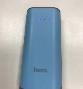 Внешний аккумулятор Hoco c емкостью 3000mah