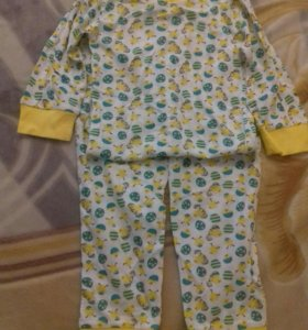 Пижамка детская новая