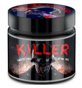 KILLER Crea mix 100гр (Креатиновый микс) 20 порций