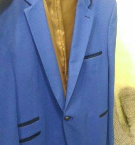 Стильный пиджачок 54-56