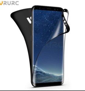 3d пленка на Samsung s8