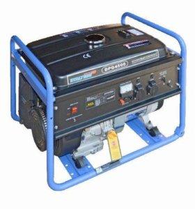 Бенз. генератор Etalon DPG 4500 (4 кВт) ЕТ-0027