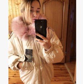 Куртка новая зима ⛷