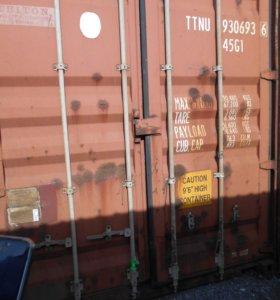Контейнер 40 тон, нс, линейный 9306936