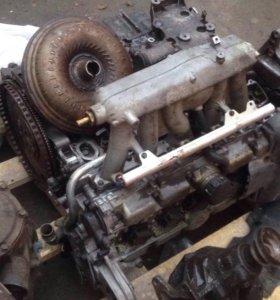 Двигатель на Volvo s 60