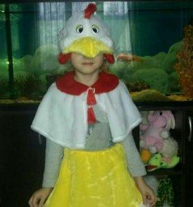 Новогодний костюм(цыпленок)