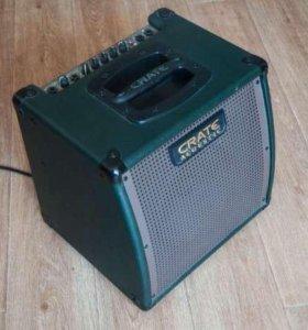 Комбик для акустической гитары crate ca 15