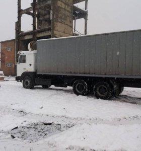 Продаем автомобиль МАЗ 6303,фургон