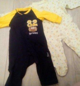 Одежда на 6 месяцев