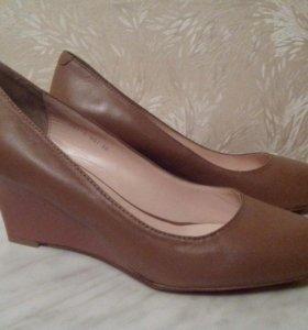 новые туфли Savironi
