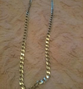 Серебряное цепочка
